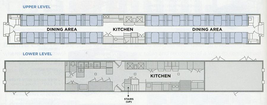 Viewliner Bedroom Layout